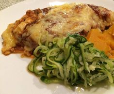 Recipe Paleo Chicken Parma by Lovin' the Mix - A Thermomixin' love affair - Recipe of category Main dishes - meat
