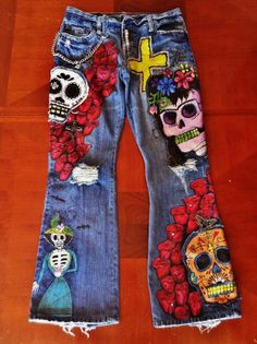 Haven't worn jeans in years, but I'd make an exception for these!