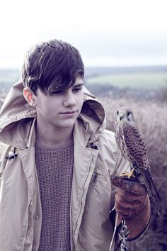 SERIE MODE : KES   Photos : Ross Bolger  Style : Jo McGuinness