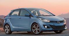Conheça o HB20, hatch brasileiro da Hyundai
