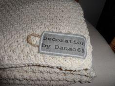 štrikovaná deka