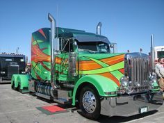 Beautiful Trucks of North America