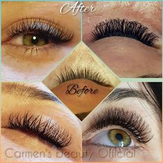 Visit my pag Eyelash Extensions, Eyelashes, Simple, Nature, Beauty, Instagram, Lashes, Lash Extensions, Naturaleza
