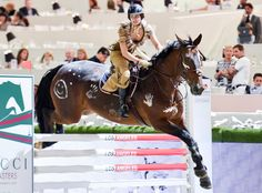 """Kaley Cuoco-Sweeting Wears """"Pocahontas-y"""" Outfit in L.A. Masters Horse Competition—Watch Now!  Kaley Cuoco-Sweeting"""