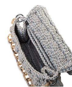 ONE & ONLY Ciel Bubble Crochet Bag < NEW   aesthet.com