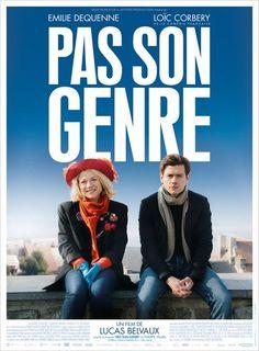 """""""Pas son genre"""" une comédie romantique deLucas Belvaux avec Emilie Dequenne et Loïc Corbery (04/2014) <3<3<3<3"""