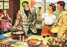 % simple things to do to be a great dinner party guest