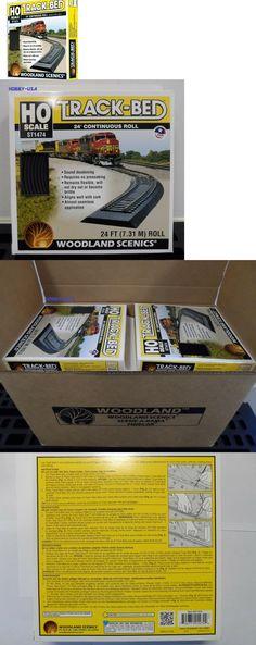Woodland Scenics  HO  ST1474  TRACK-BED ROADBED 24/'  ROLL 1pc  WOO1474-NEW