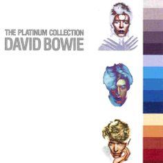 The platinum collection / David Bowie