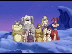 Kilenc Kutya Karácsonya - Teljes Rajzfilm 2001-ből