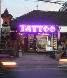 Eksterior Indigo Tattoo Parlour Bali
