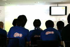(まとめ)gooメンバーで社内パブリックビューイング 20140620 日本vsギリシャ戦 #daihyo #goo_goods  - gooサンクスチーム #ありがとう