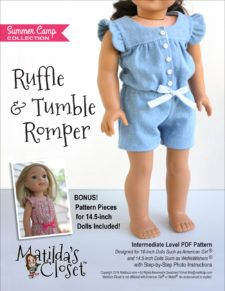 CMMC001-SummerCampCollection-RuffleAndTumbleRomper-COVER