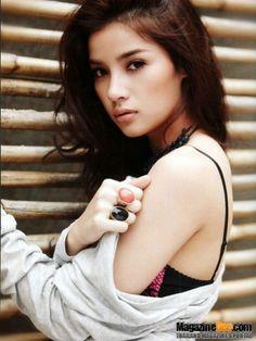 #Vill Wannarot Sonthichai. #Thai actress  model. Was great in Sud Sai Pan (2013).