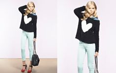 Tally Weijl, Capri Pants, Womens Fashion, Tops, Capri Trousers, Women's Fashion, Woman Fashion, Fashion Women, Feminine Fashion