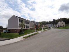 Streetscape of Concord Green