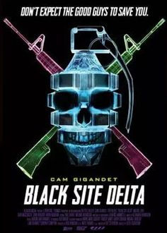 Μια ομάδα στρατωτικών κρατουμένων πρέπει να καταπολεμήσει μια τρομοκρατική επίθεση στην φυλακή που βρίσκονται, επειδή εν άγνοιά τους είναι η κάλυψη, μιας μυστικής εγκατάστασης μη επανδρωμένων αεροσκαφών Black Site Delta (2017) Υπότιτλοι: Ελληνικοί Σκηνοθεσία: Jesse Gustafson Σενάριο: Guy Stevenson Rick Benattar Nigel Thomas Ηθοποιοί: Cam Gigandet Teri Reeves Sherri Eakin …