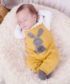 Yellow Handmade Knitted Warm Traditional Unique Infant Baby Kids Socks Slippers