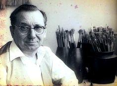 Cândido Portinari fue un pintor brasileño. Nació en una hacienda cafetalera en la ciudad de Brodowski, estado de São Paulo, el 29 de diciembre de 1903.