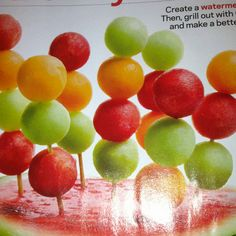 Thinking of soaking the melon balls in vodka for a bachlorette party