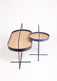 Mario Tsai : Basket table - ArchiDesignClub by MUUUZ - Architecture & Design