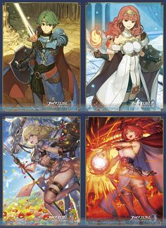 Umm why can't we get Fire Emblem cards here again? Y'all know how the newer Pokémon card packs have codes you can redeem on PTCGO right? If Fire Emblem Cipher is brought to the west they should include code cards where you can summon one character on Fire Emblem Heroes for free. That'd mean some big bucks right there.
