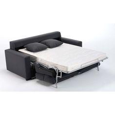Sofa cama  Merkamueble 140x200 No necesario quitar ninguna pieza al abrir!!
