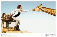 Wanderlust Monday:: Louis Vuitton Spirit of Travel 2014 Campaign photo: Peter Lindbergh