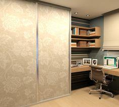 escritório/ quarto