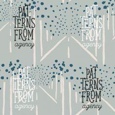 Ilana Vähätupa: Matka – Tie #patternsfromagency #patternsfromfinland #pattern #patterndesign #surfacedesign #printdesign #ilanavahatupa