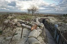 Dinge en Goete (Things and Stuff): This Day in World War 1 History: SEPTEMBER 15, 1914 : FIRST TRENCHES ARE DUG ON THE WESTERN FRONT
