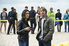 First Look: High Tech, High Stakes On NCIS: Los Angeles