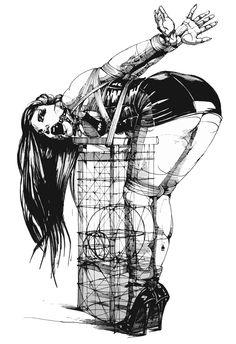 Art Of Distress — Bondage and Geometry