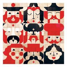 miller goodman facemaker cubes