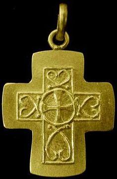 Merovingian Cross