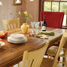 Dining Chair by Maine Cottage | Edna Dining Chair |  #mainecottage