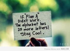 Stay cool.....