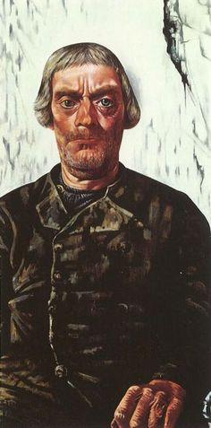 oude-boer-(1939--1940) Charley Toorop