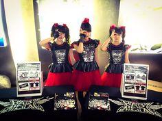 BABYMETAL WORLD TOUR 2015 in JAPAN 21 September 2015 Zepp Sapporo Hokkaido