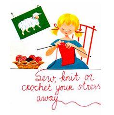 sew, knit or crochet