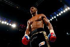 Anthony Joshua Boxer - Bing images