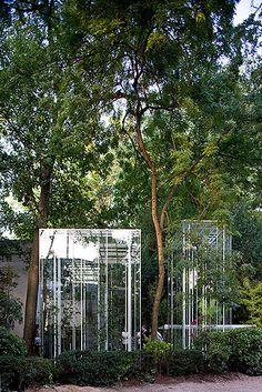Japan Pavillion at Venice Biennale 2008 - Junya Ishigami