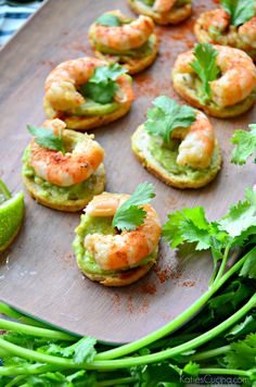 Looking for an easy appetizer for entertain with? Try my simple recipe for Guacamole Shrimp Bites--the perfect one-bite appetizer!
