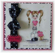 Scrapbook ta vie: Carte de St-Valentin Valentines, Frame, Decor, Let Down, Wrapping, Life, Children, Cards, Valentines Diy