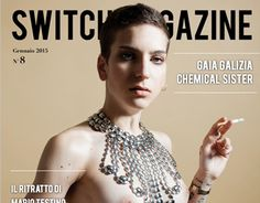 """Check out new work on my @Behance portfolio: """"Switch Magazine - Chemical Sister by Marco Di Donna"""" http://be.net/gallery/35899975/Switch-Magazine-Chemical-Sister-by-Marco-Di-Donna"""