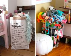 Decoración y almacenaje de peluches en la habitación de los peques / Toys Storage / Guardar bichinhos de pelúcia
