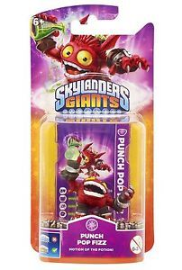 Skylanders Giants Punch Pop Fizz Figure