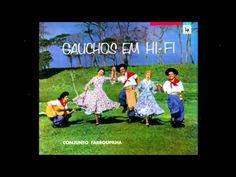 Conjunto Farroupilha - PEZINHO - CHIMARRITA BALÃO - Barbosa Lessa - Paixão Cortes - ano de 1957 - YouTube
