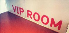 La VIP ROOM de DIGITAS LBi à Paris.