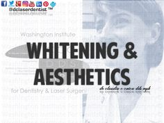 Dr. Claudia Cotca is asked #daily about how to being having a #bright #white #smile and her answer is always the same! #Aesthetics start with #health!